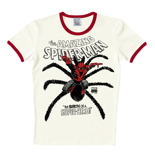 Amazing Spiderman, ringer red/white