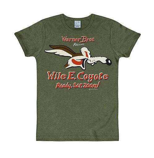 Wile E. Coyote, olive