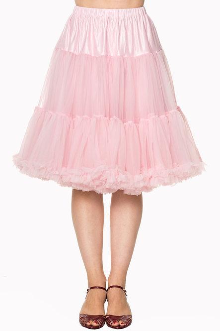 BANNED Starlite Petticoat, rose