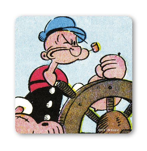 Popeye, Steuerbord