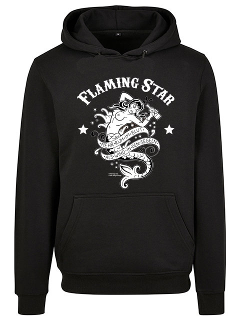 Flaming Star Rum im Blut, black