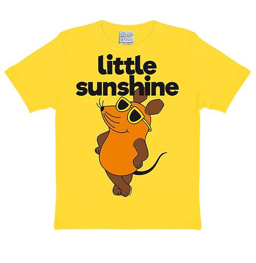 Logoshirt Little Sunshine, yellow