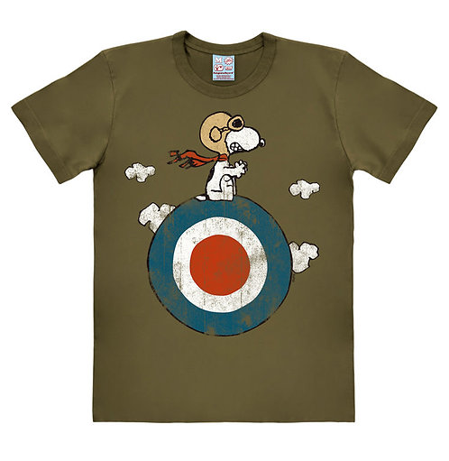 Snoopy Target, olive