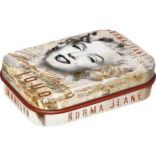 Marilyn - Portrait, Pillendose