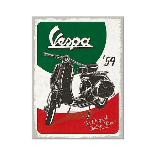Vespa 59, Magnet