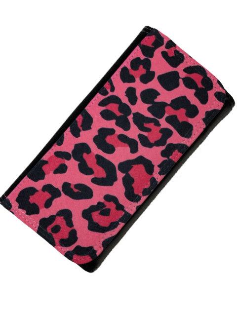 Leo Love pink/black, Wallet