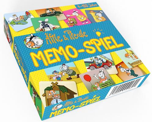 Äffle & Pferdle, Memo Spiel