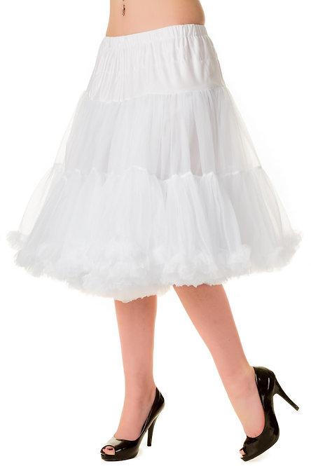 BANNED Starlite Petticoat, white