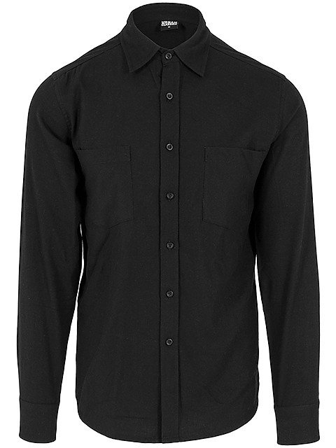 UC Classic Flanell, black