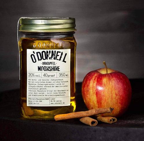 """O'Donnell Moonshine """"Bratapfel"""", 350ml"""