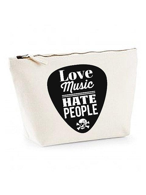 Flaming Star Love Music - Hate People, beige