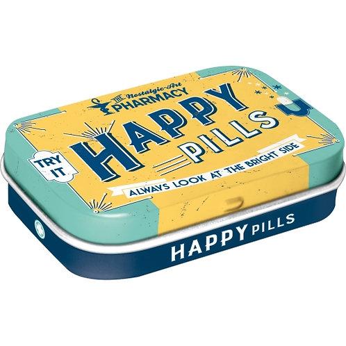 Happy Pills, Pillendose