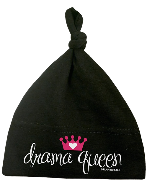 Flaming Star Drama Queen, black