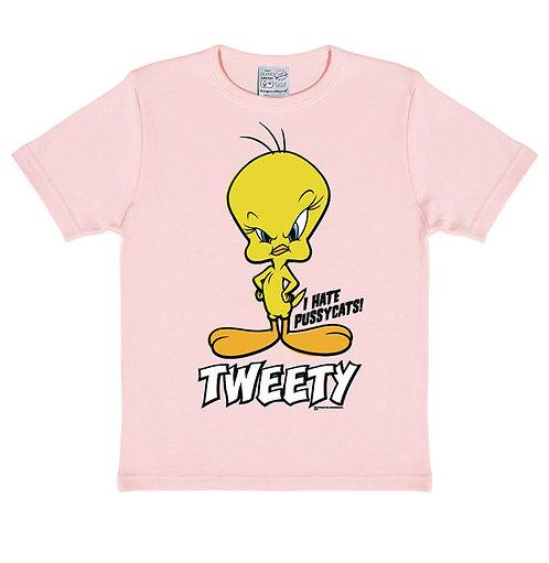 Logoshirt Tweety, pink