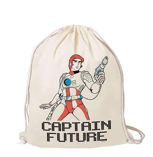 Captain Future, nature