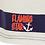 Thumbnail: Flaming Star Fuck you, blue/white