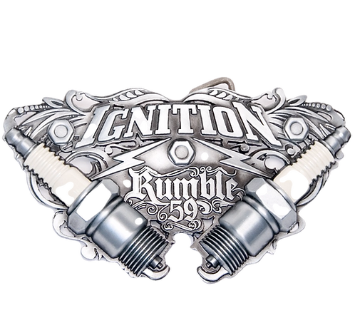 RUMBLE 59, Ignition