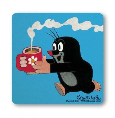 Der kleine Maulwurf, Kaffee