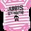 Thumbnail: Flaming Star Jungs stinken,  stripy pink/white
