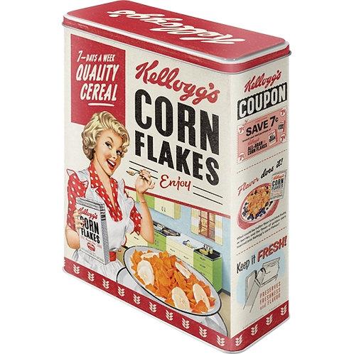 Kellog´s Corn Flakes, Vorratsdose