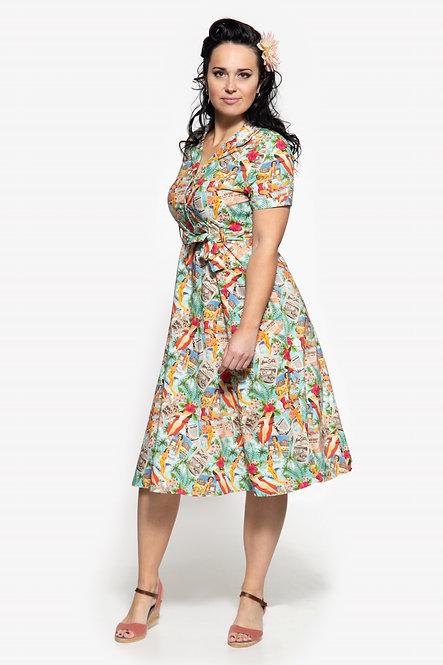 QUEEN KEROSIN, Summer Vibes Dress