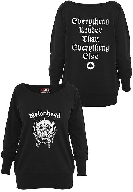 Motörhead Raglan, black