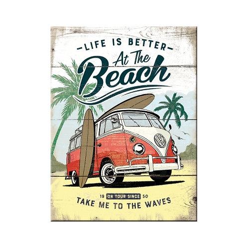 Beach, Magnet