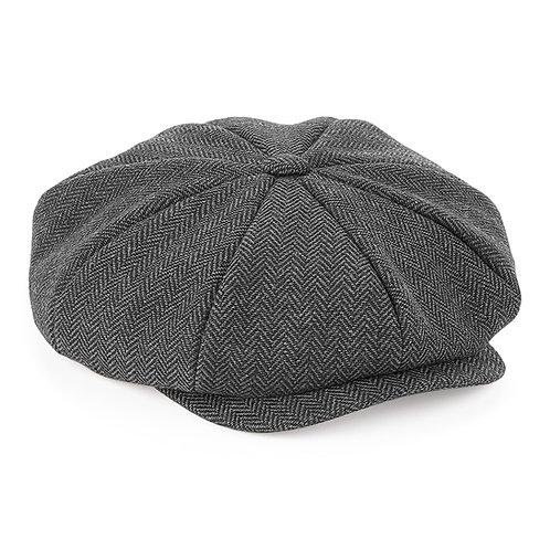 Herritage Cap, charcoal