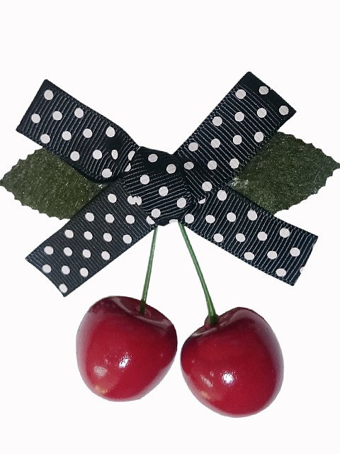 BANNED Cherry Clip Polka