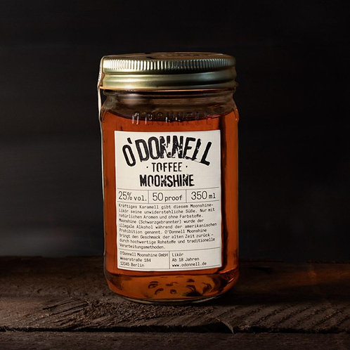 """O'Donnell Moonshine """"Toffee"""", 350ml"""