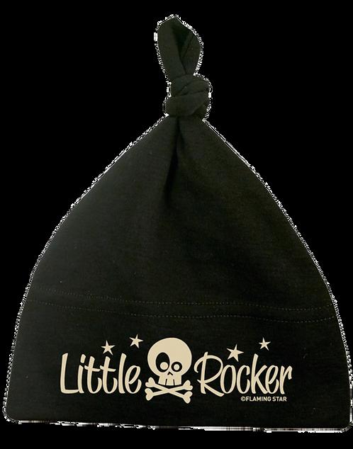 Flaming Star Little Rocker, black
