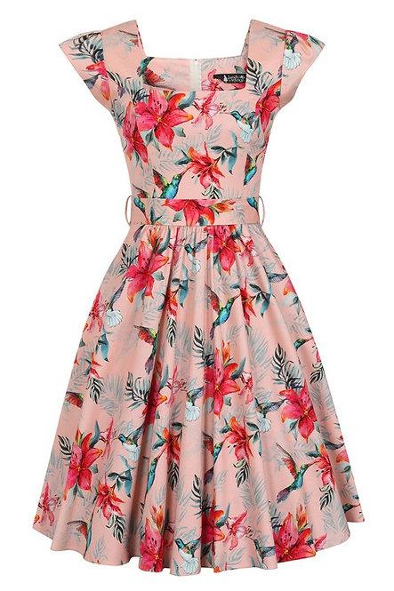 LADY V, Swing Dress Pinkie