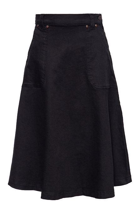 QUEEN KEROSIN, Workwear Swing Rock, black
