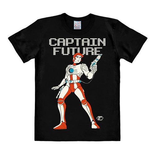 Captain Future, black