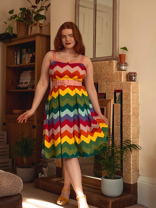 COLLECTIF, Dorothy Rainbow ZigZag
