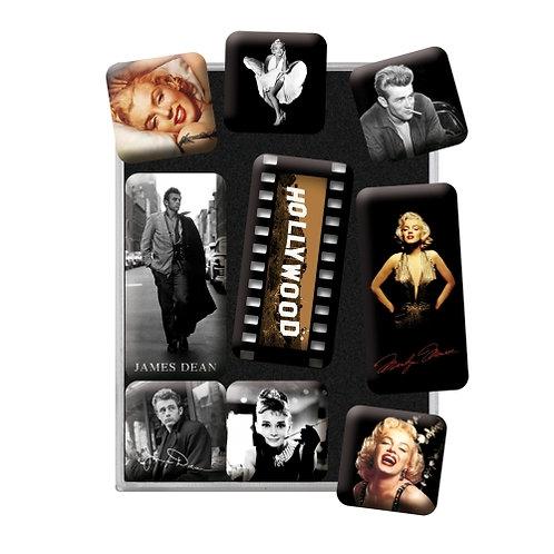 Hollywood, Magnet Set
