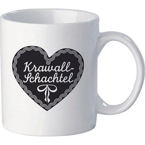 Krawallschachtel, white
