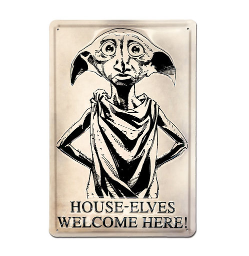 HARRY POTTER, Houseelves welcome