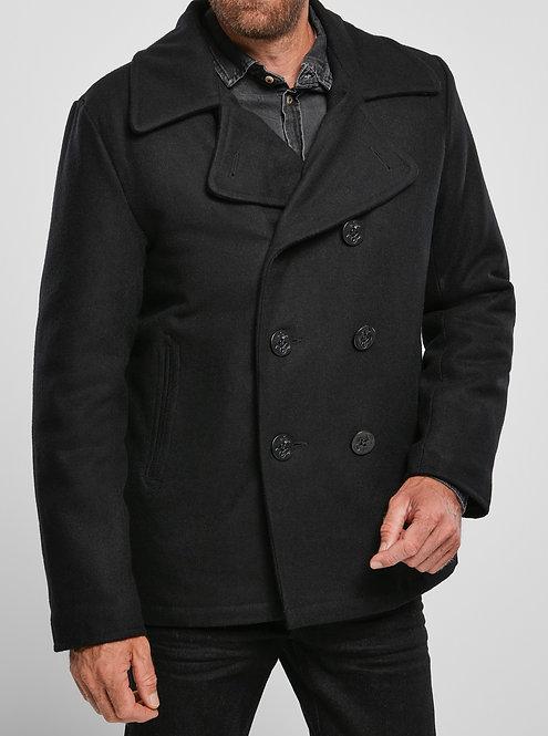 PEA COAT, classic black