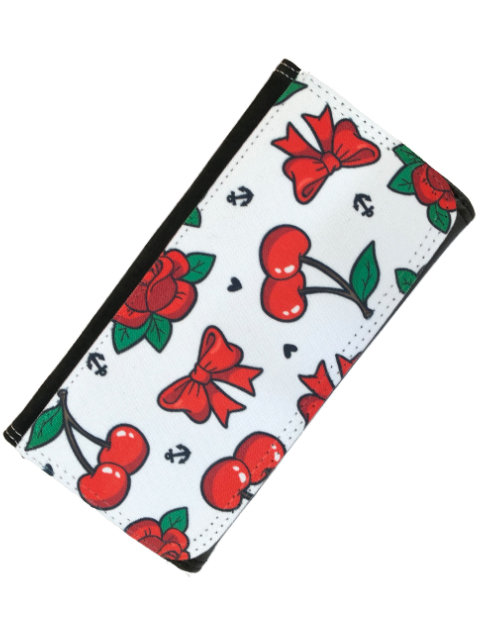 Cherries & Bows, Wallet
