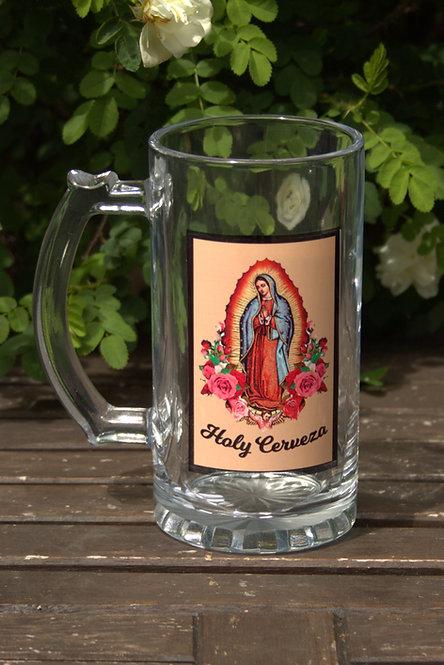 Holy Cerveza, Bierkrug