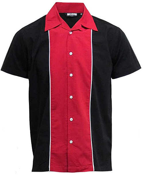 RELCO, Bowling Red/black