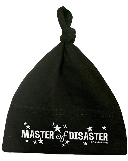 Flaming Star Master of Disaster, black