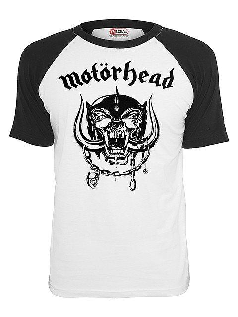 Motörhead Everything louder, black/white