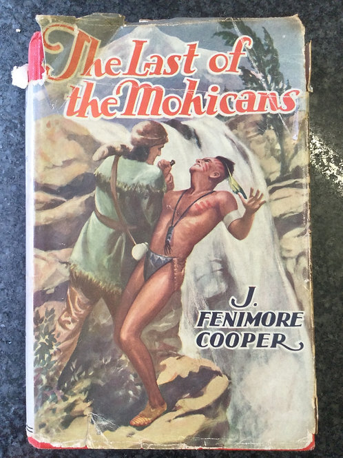 The Last of the Mohicans by J. Fenmore Cooper
