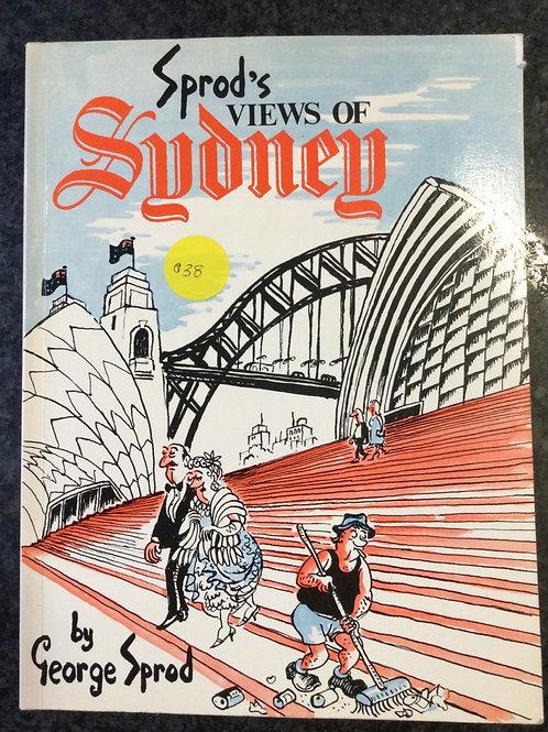 Sprod's Views of Sydney By George Sprod