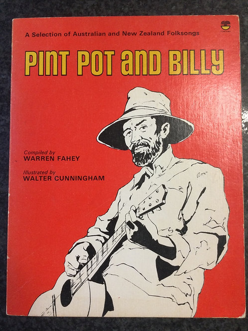 Pint Pot and Billy by Warren Fahey