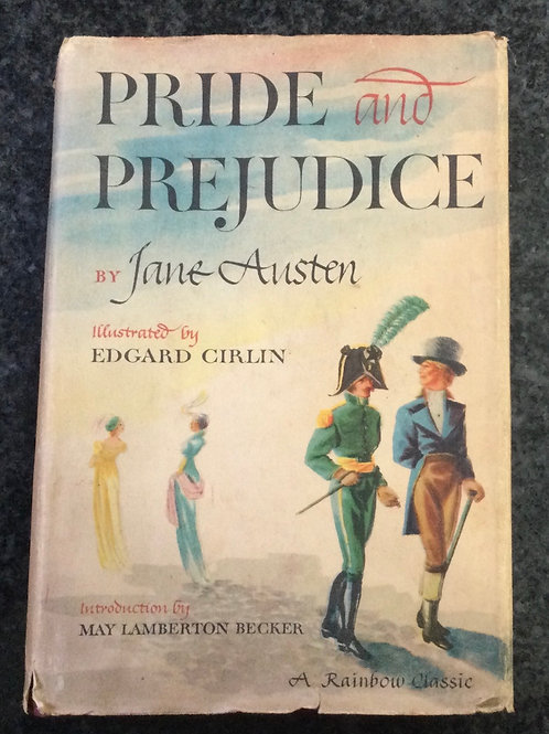 Pride an Prejudice by Jane Austen