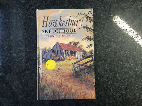 Hawkesbury Sketchbook by Daphne Kingson