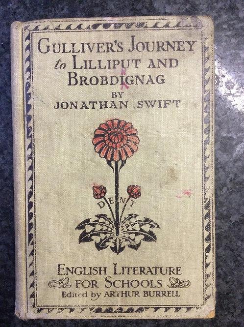Gulliver's Journey to Lilliput and Brobdignag by Jonathon Swift